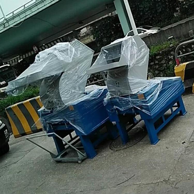 现货供应四川 河南 山东 柳州 广州塑料破碎机 强力500塑料粉碎机