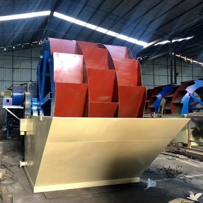 云南洗砂机 雄鼎机械 定制洗砂机生产线 XD3500型 洗砂机械生产厂家 昆明厂家直供 质优价廉