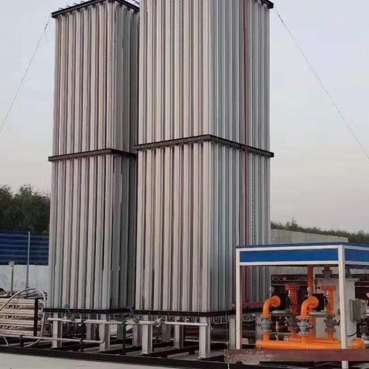 河北中祥LNG气化器 气化撬 卸车增压撬 燃气调压撬 稳压装置 低温排 液化气生产设备 集中供气设备