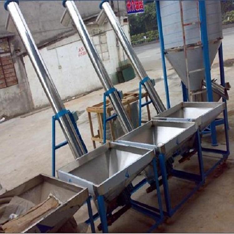粉料怎么输送上去  广东螺旋上料机告诉你 广州 江门螺杆上料机厂