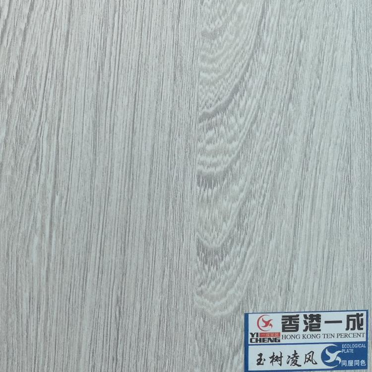 1.22*2.44m环保生态板 一成家居免漆生态板厂