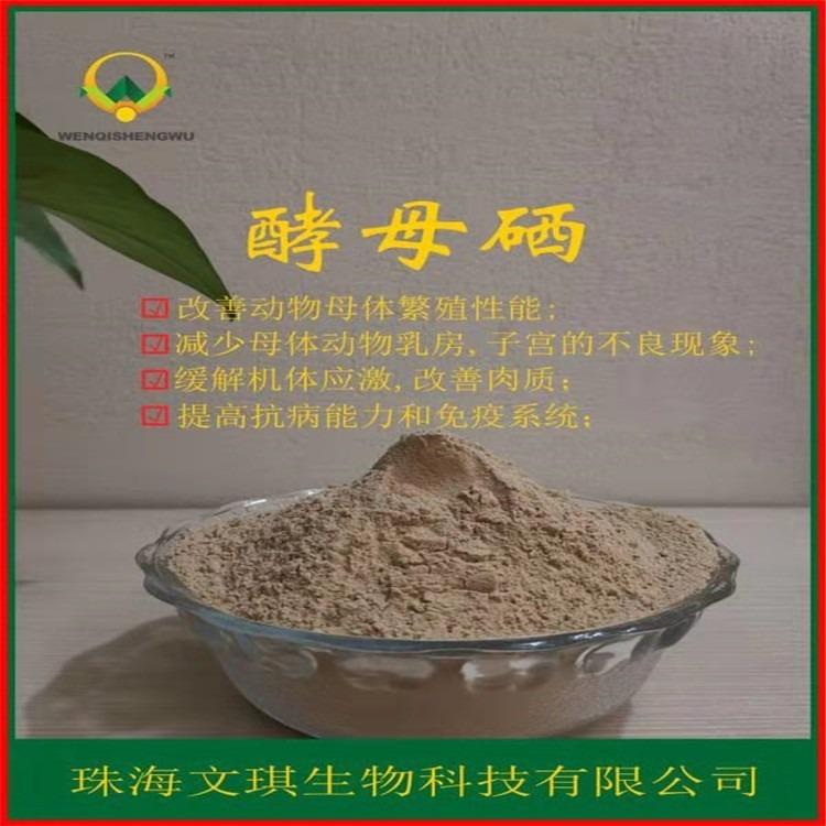 硒酵母生产厂家  有机硒产品 饲料添加剂 文琪生物