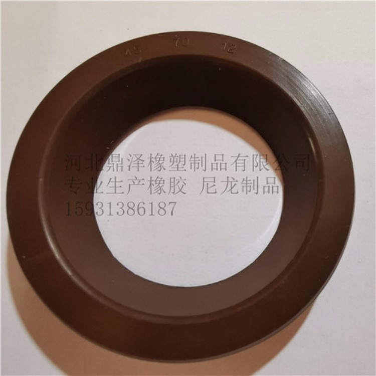 油封厂家  棕色油封   液压油缸油封  氟胶油封厂家