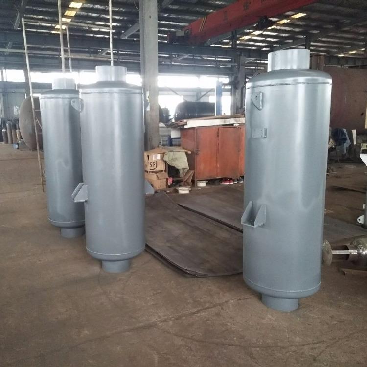 厂家直销氧气排气消音器  双银生产氧气排气消音器  氧气排气消音器生产厂家