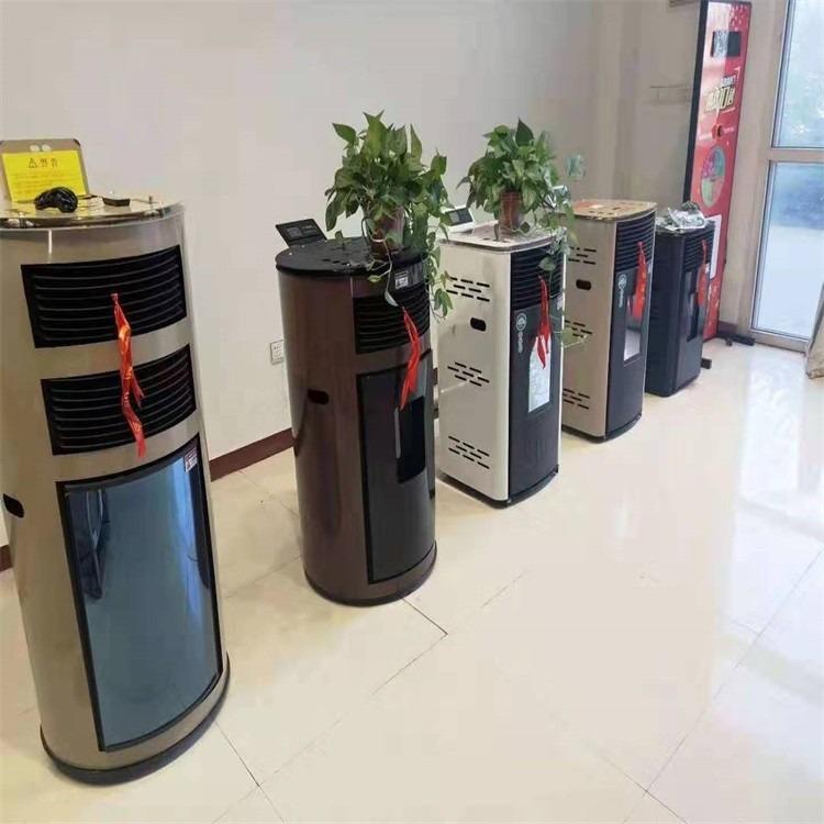 森创320型 生物质颗粒取暖炉 新能源采暖炉 环保节能颗粒暖气炉 厂家直销