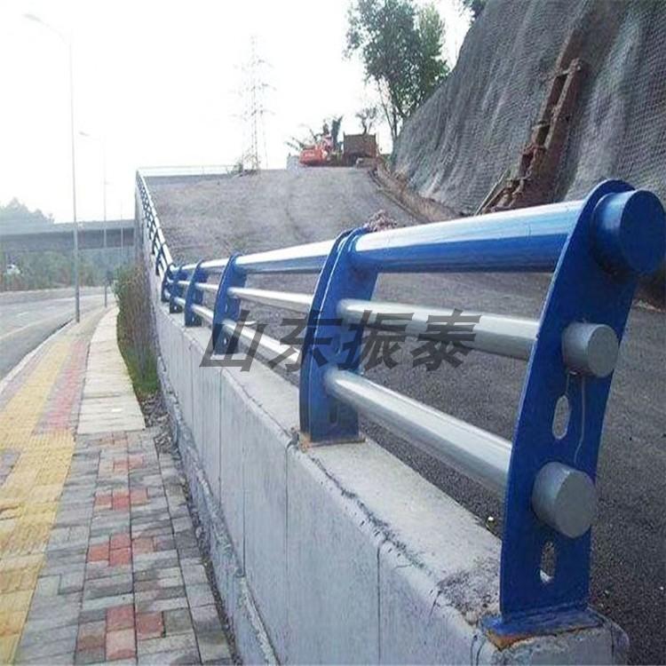 桥梁不锈钢护栏生产厂家 河道景观护栏规格