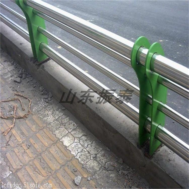 304不锈钢护栏看图预算 桥梁灯光栏杆专业定制
