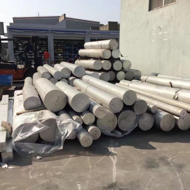 美国进口5056空心铝棒  东莞销售高质量5056铝棒 防锈铝棒