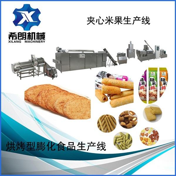 加工台湾宝岛米饼的设备 山东希朗机械