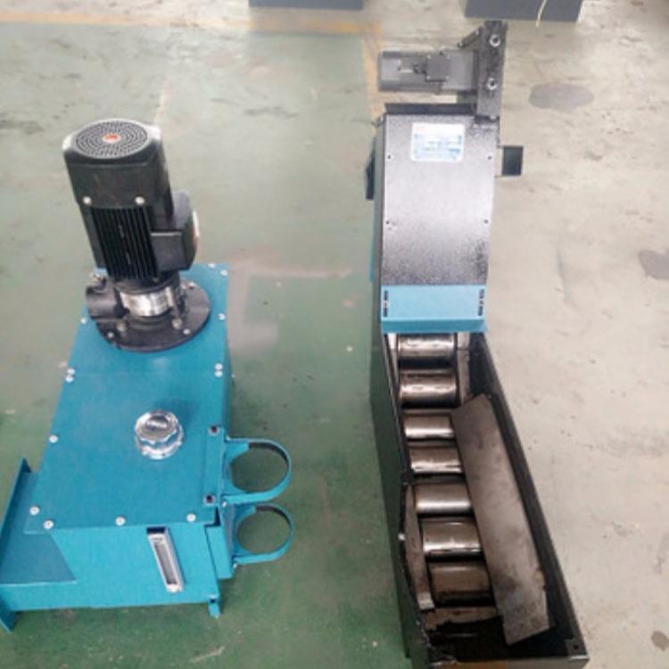供应数控机床强磁辊式输送机  磁辊排屑机生产厂家