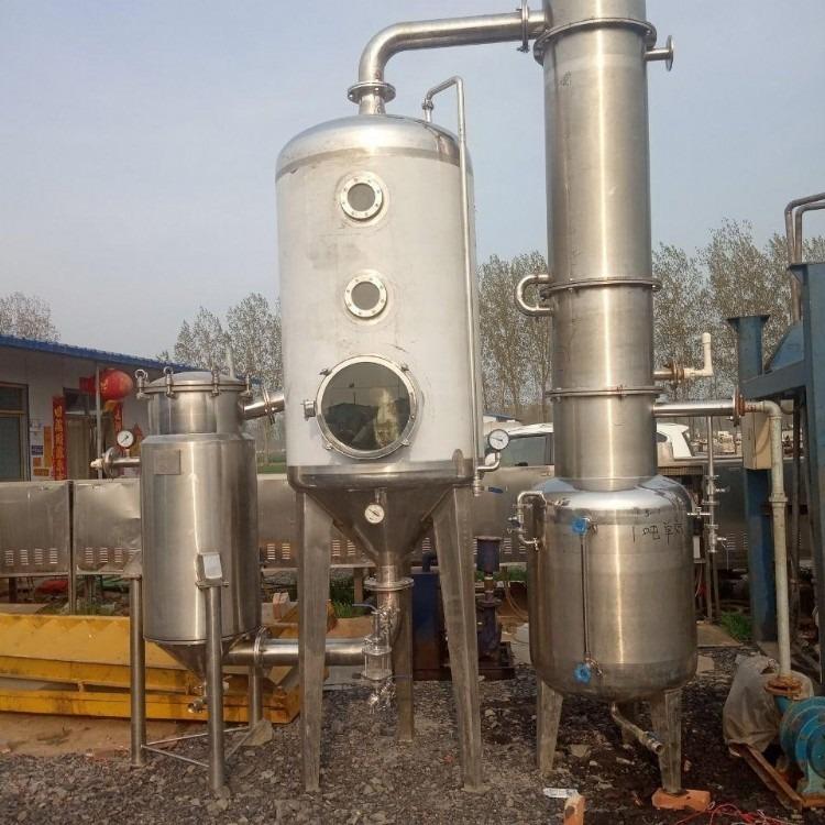 供应二手降膜蒸发器 降膜蒸发器 三效蒸发器 二手蒸发器 废水蒸发结晶器