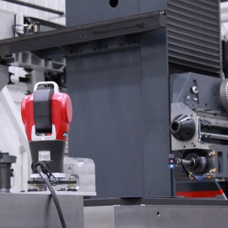 昆山千灯镇行展科技大型机械高精度测量仪高精度三维测量仪飞机测量RadianPro激光跟踪仪