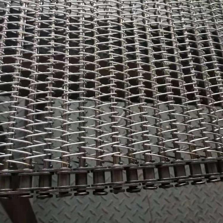 链条式网带 不锈钢网带 速冻网带 烘干网带 不锈钢网链