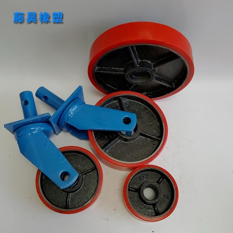 重型工业脚轮工业尼龙轮承重脚轮自产自销