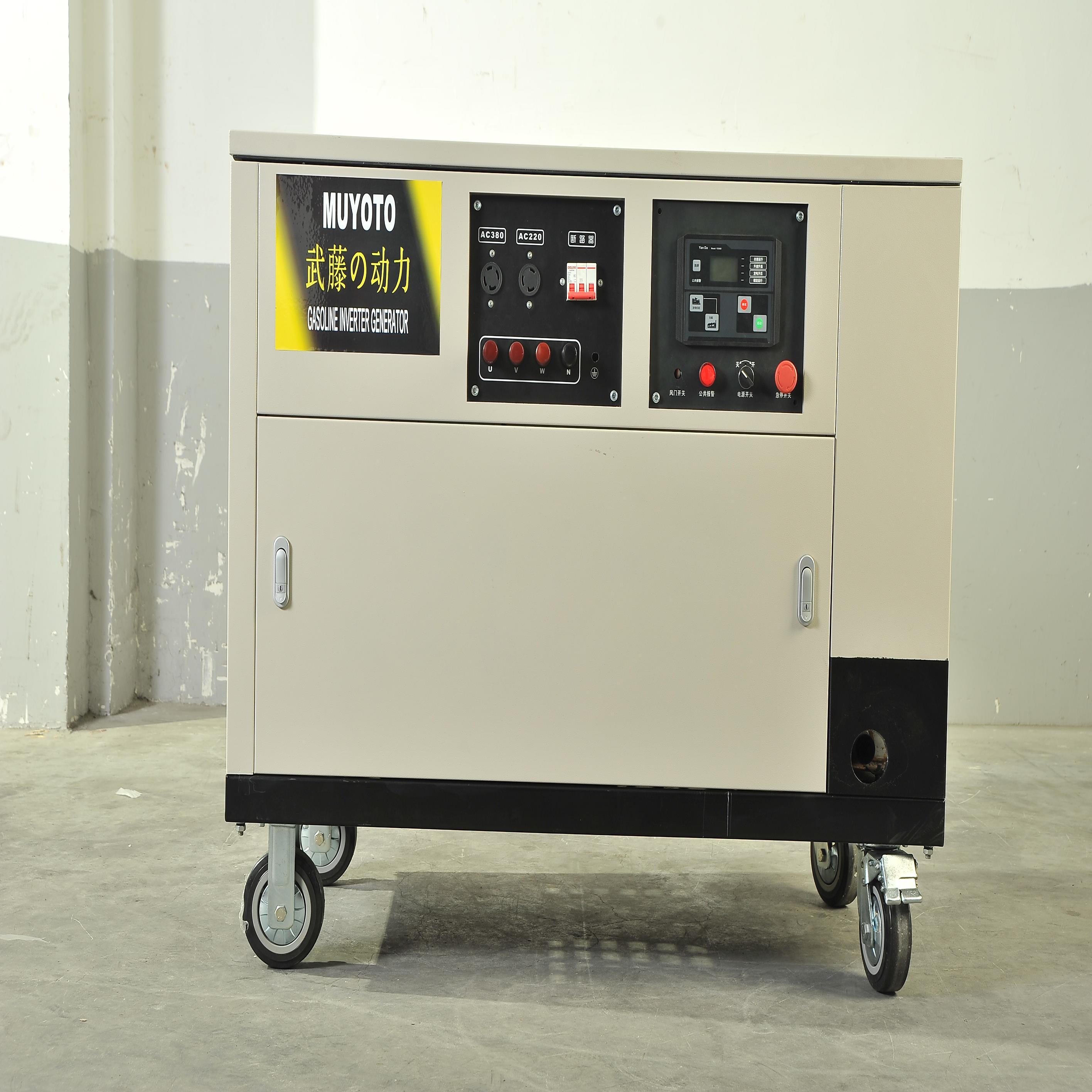 静音式汽油发电机供应 汽油发电机 汽油供应