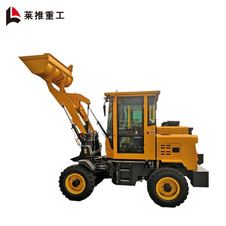 铲车装粮食 910小型装载机燃油机