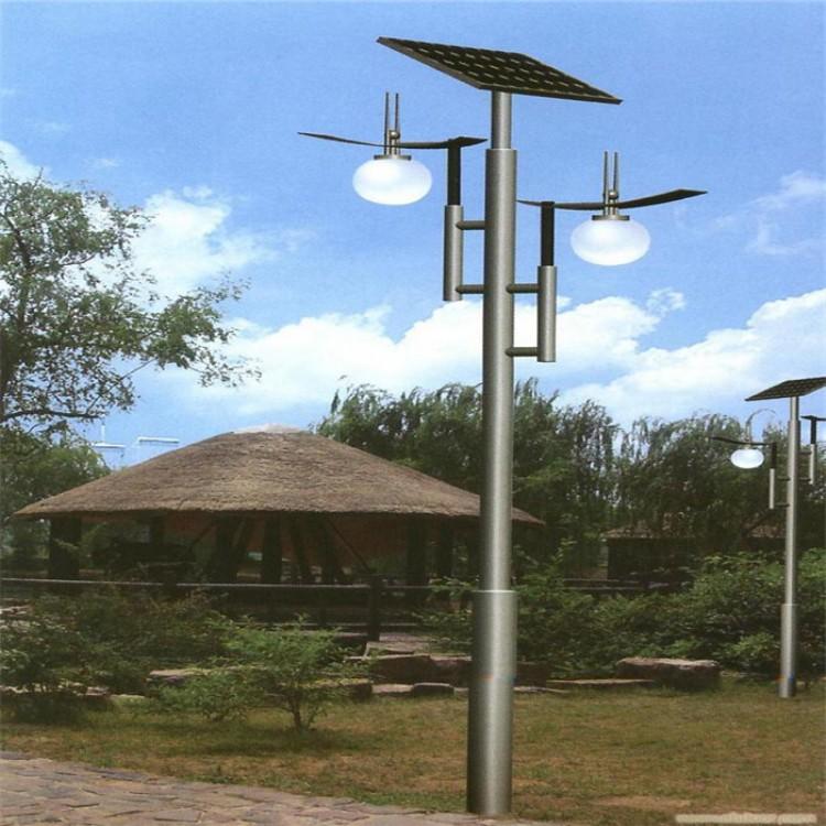 农村太阳能路灯厂家 济宁农村太阳能路灯 农村道路火炬照明路灯头
