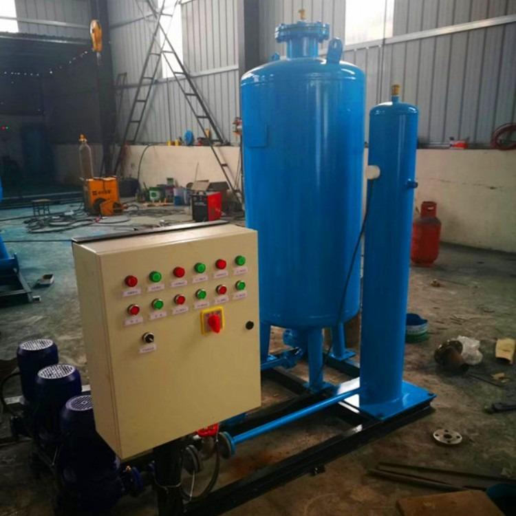 学校真空脱气定压补水装置 嘉航非标自动化定压补水装置