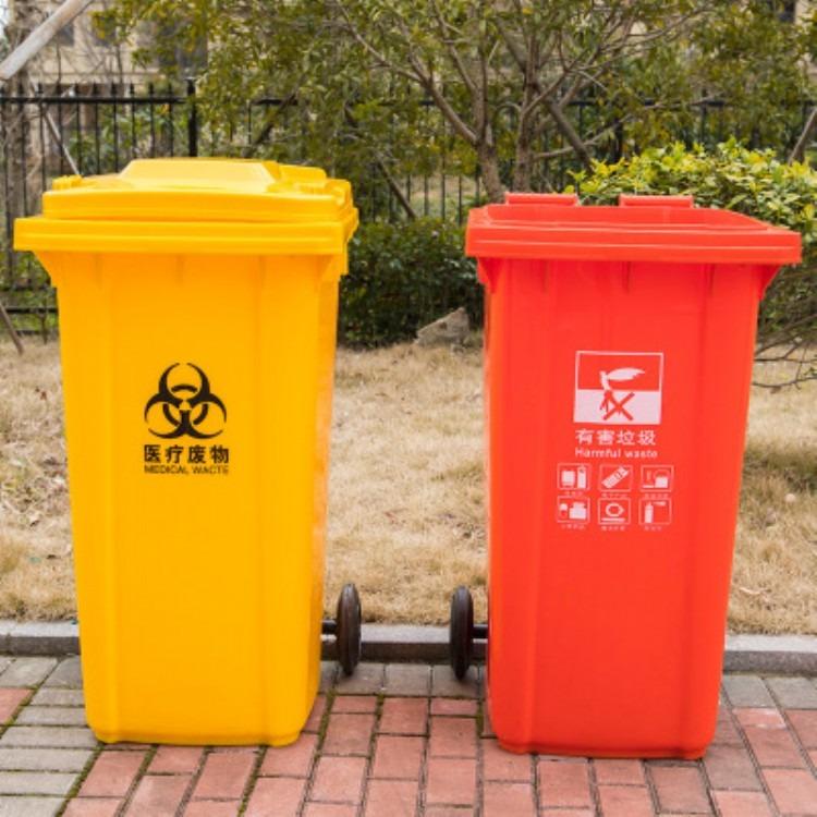 干湿垃圾桶 多种多样垃圾桶 各样式垃圾桶