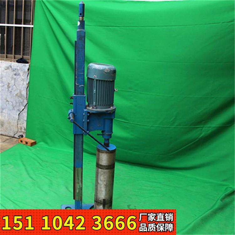 广西南宁电动水磨钻孔机大功率水平定向水磨钻机