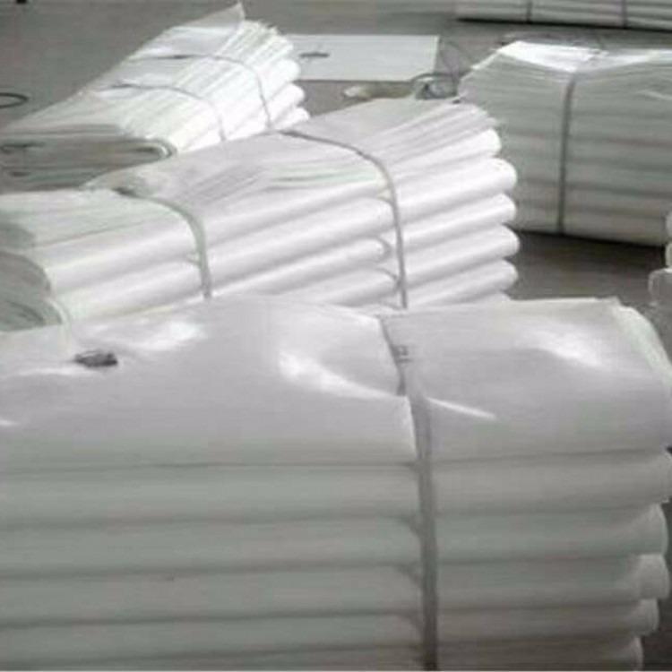 厂家批发 无妨滤布 单复丝滤布 化工 食品 造纸 洗煤压滤机滤布专业制造厂家 优选 大量现货 景纬环保