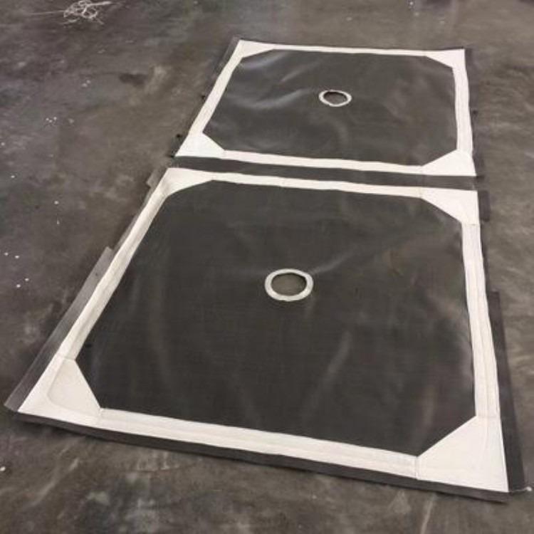 厂家销售 压滤机滤布 化工 洗煤 食品 造纸 污水 钢厂  压滤机滤布专业制造厂家 优选 大量现货 景纬环保