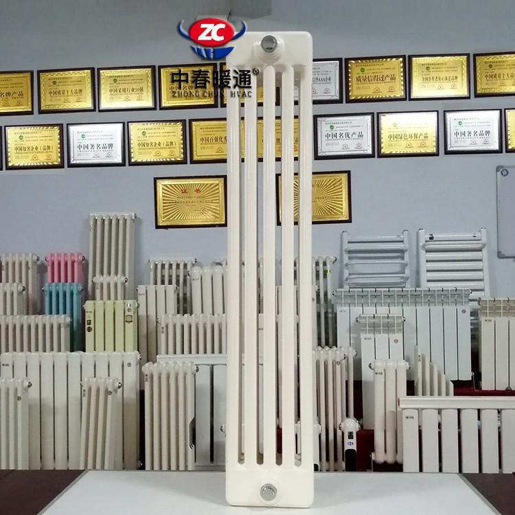 SCGGZY5-1.81500-1.0圆管五柱散热器钢五柱散热器型号