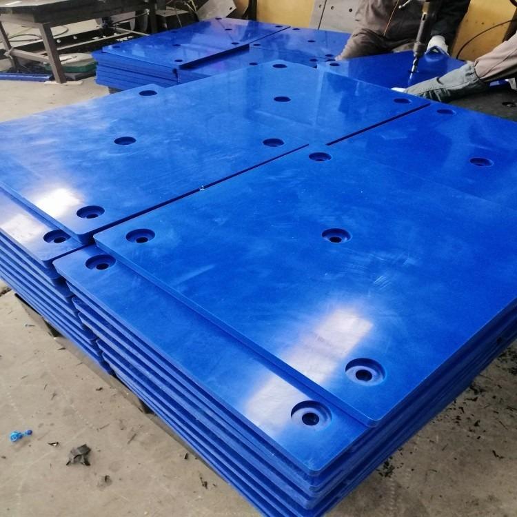 超高分子量聚乙烯板耐磨高分子板 耐冲击UPE板不粘板进口原料