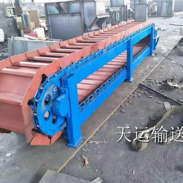 扣板链板输送机 碳钢扣板链板输送机 铸造件专用扣板链板输送机