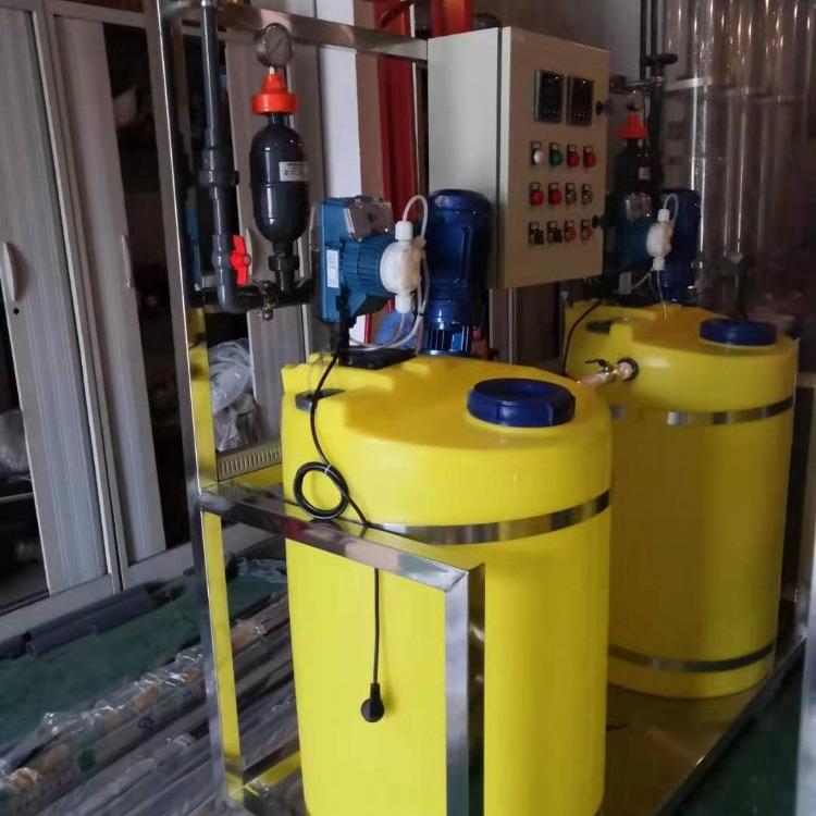 空调冷却水自动加药装置
