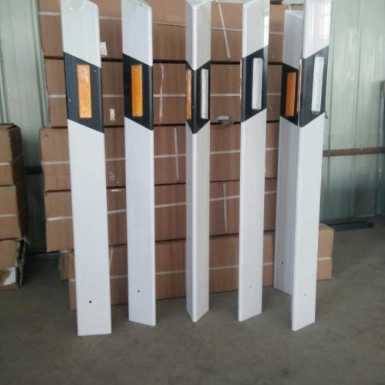 长沙玻璃钢柱式轮廓标 玻璃钢反光柱式轮廓标 柱式轮廓标