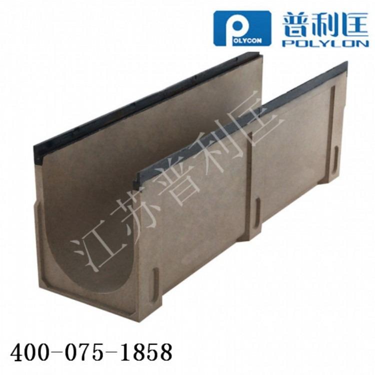 成品线性排水沟 线性成品排水沟安装