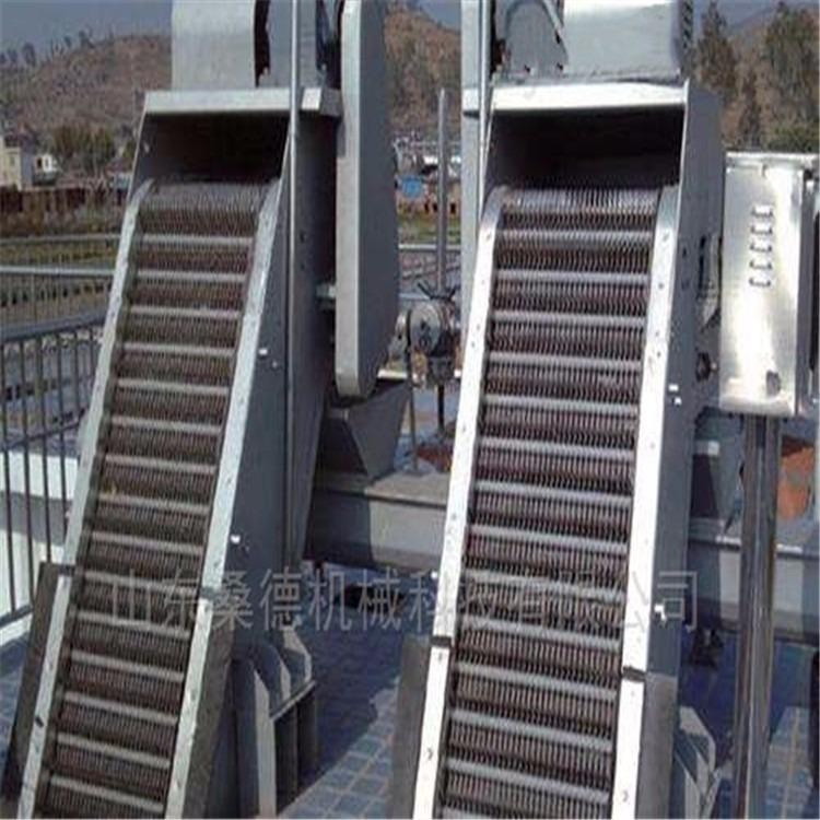 不锈钢机械格栅机 格栅机设备定制