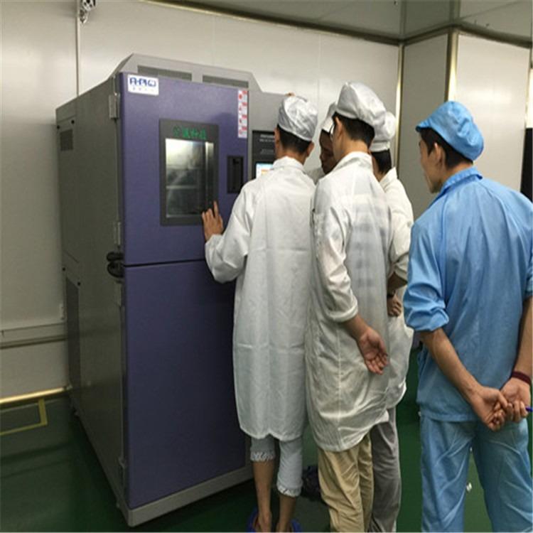 爱佩 二箱式冷热冲击试验箱50L  AP-CJ 新型电机控制系统专用