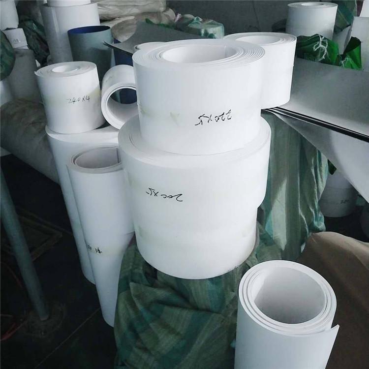 腾宇厂家直供绝缘聚四氟乙烯板 1.5米*1.5米四氟板块 化工 管道 电厂专用四氟板厂家