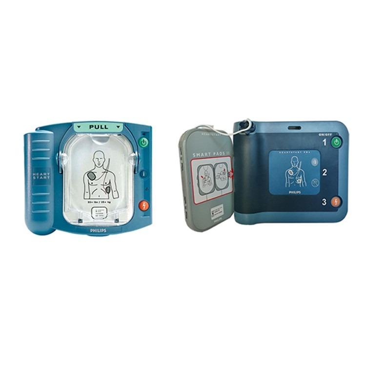 飞利浦智能救心宝 861304和M5066A 自动体外除颤仪