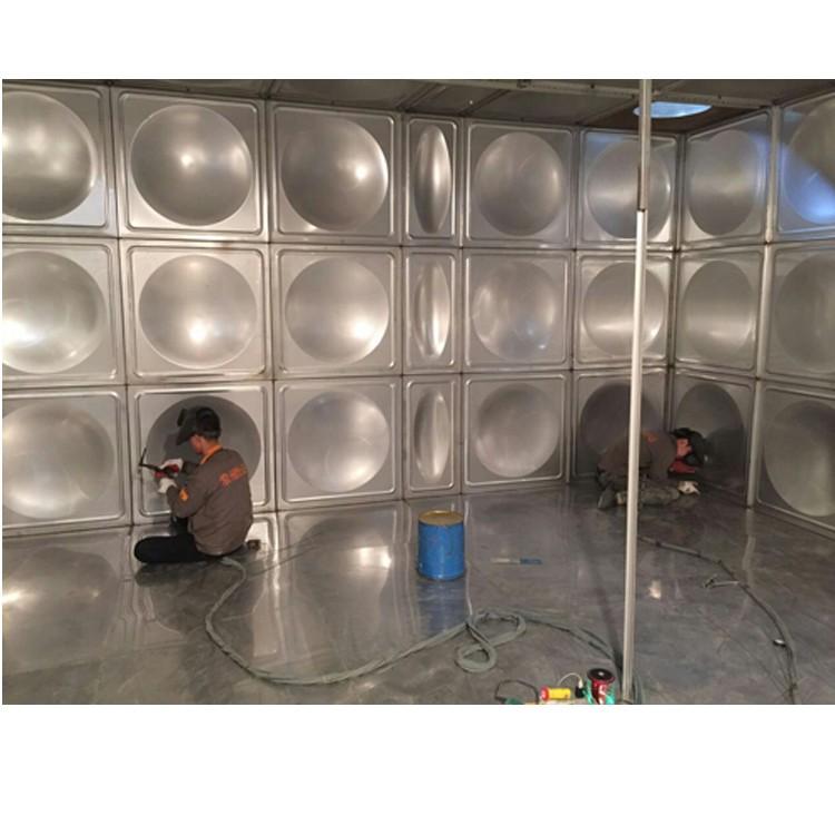 盛达龙源 不锈钢水箱 不锈钢保温水箱厂家直销 不锈钢保温水箱时效 安全环保