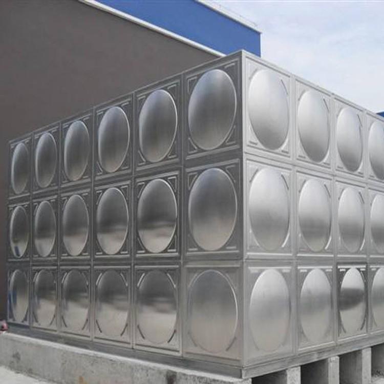 盛达龙源 不锈钢水箱 不锈钢水塔水箱 不锈钢水箱安装图集 优质供应