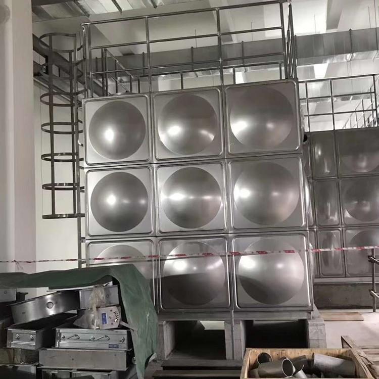 盛达龙源 不锈钢水箱 不锈钢保温水箱储罐 不锈钢水箱安装要求 耐腐蚀