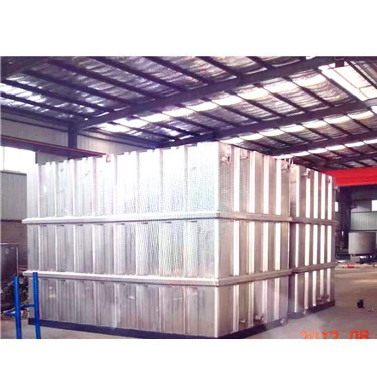 盛达龙源 不锈钢水箱 不锈钢玻璃钢水塔水箱 不锈钢水箱安装图集 使用寿命长