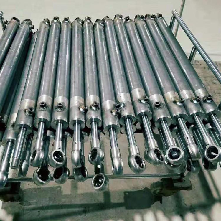 鲁鑫机械  液压站油缸 油缸规格尺寸 矿用升降机油缸厂家