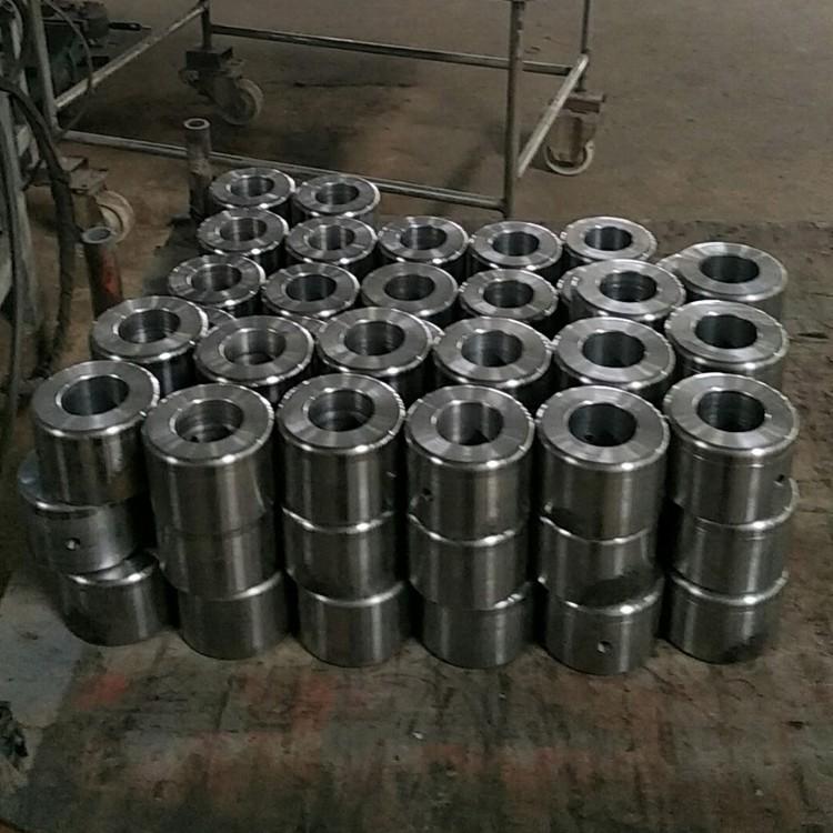 鲁鑫机械  山东油缸 液压缸规格型号 矿用升降机油缸图片