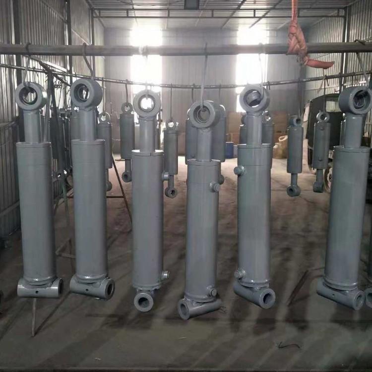 鲁鑫机械  油缸厂家 液压缸设计手册 矿用升降机油缸规格