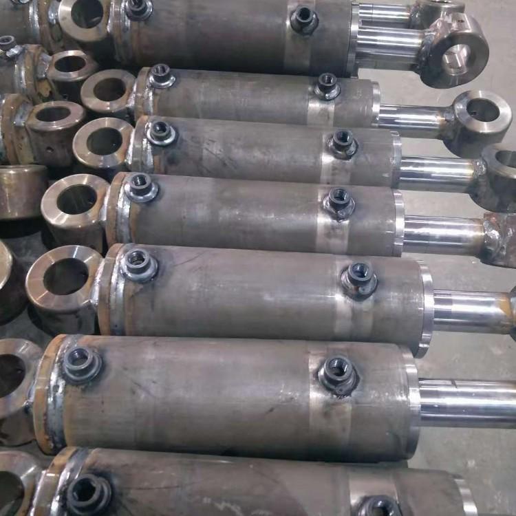 鲁鑫机械  小型液压油缸 矿用升降机油缸 液压油缸生产工艺