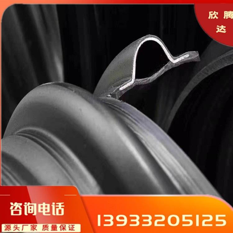 自产自销  钢带增强螺旋波纹管 HDPE1200钢带增强螺旋波纹管