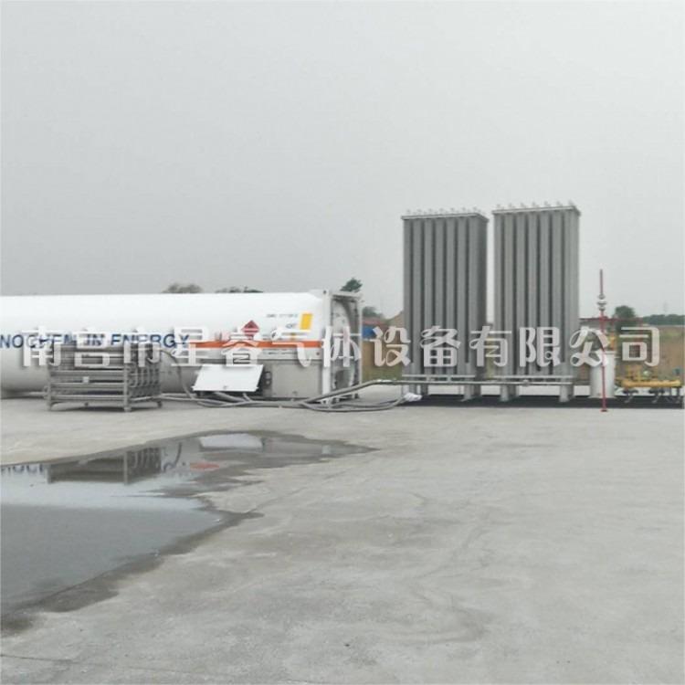 LNG加气站成套设备CNG加气站设备设计安装 燃气设备配件