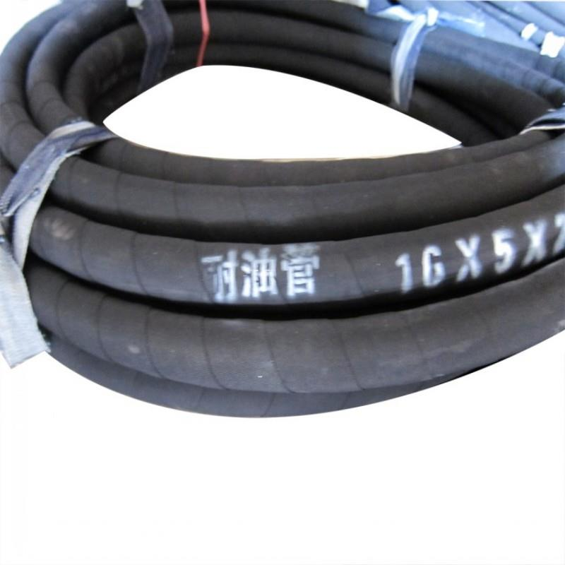 耐油防静电胶管防冻液胶管耐油黑色软管源头厂家