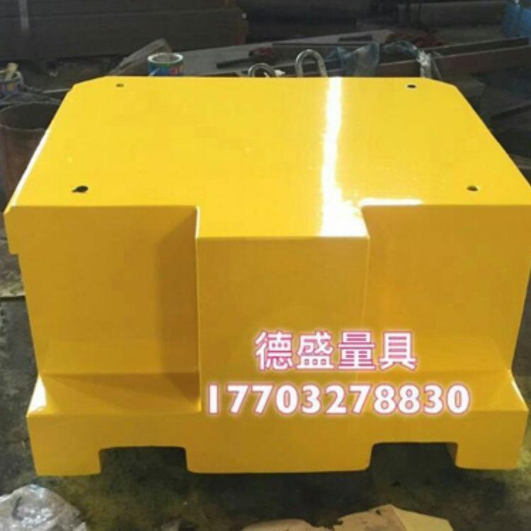 德盛铸造供应各种配重铁