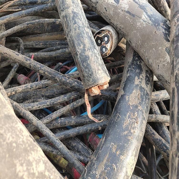 辽源工程剩余废旧电缆回收一斤一米价格