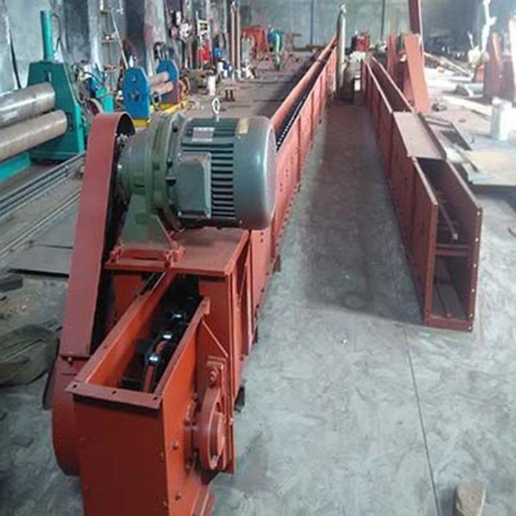 刮板输送机 水泥熟料刮板输送机 FU350拉链机 除尘灰刮板输送机